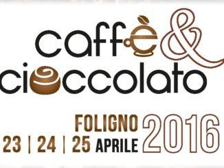Caffè & Cioccolato, torna a Foligno dal 23 al 25 aprile