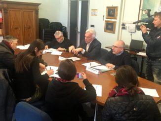 Stato del processo ri-organizzativo in atto all'ospedale di Terni