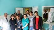 Solidarietà rossoverde, la Ternana Calcio dona un Baby-cooling alla Neonatologia dell'ospedale di Terni