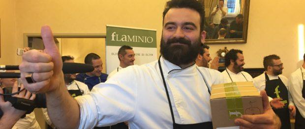 Premio Flaminio, Professione chef, l'Umbria scopre i suoi talenti