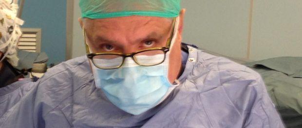 Sostituzione completa dell'aorta, a Terni, dopo debranching vasi del collo