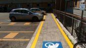 All'ospedale di Terni un nuovo parcheggio dedicato ai motocicli