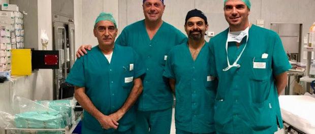 Ospedale di Terni: la maxillo facciale entra nell'era del 3D
