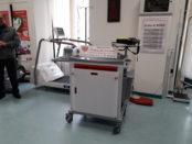 Usl Umbria 1, telemetria wireless per il servizio di cardiologia riabilitativa di Perugia