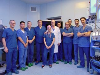 Cancro gastrico, all'ospedale di Terni si combatte con la navigation surgery