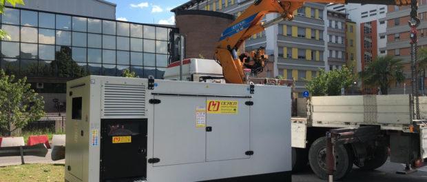 Ospedale di Terni, proseguono i lavori per aumentare i livelli sicurezza