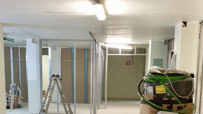 Ospedale di Terni, prosegue la grande ristrutturazione di Radiologia