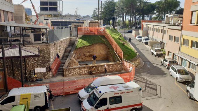 Sanità, all'ospedale di Terni nuova spinta di accelerazione sui lavori