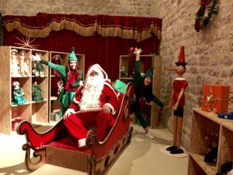 Babbo Natale in anteprima ad Assisi sabato 21