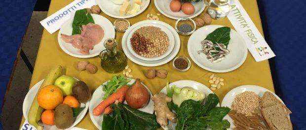 """Usl Umbria 1 - """"La Merenda nel pallone"""" per insegnare la corretta nutrizione"""