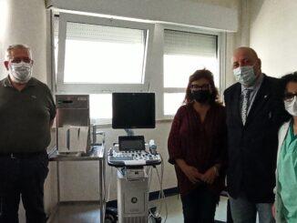 Usl Umbria 1, Lions club e AACC a fianco dell'ospedale